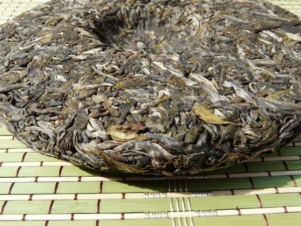 "2009 Yunnan Sourcing ""Ai Lao Jue Se"" Raw Pu-erh Tea - Yunnan Sourcing Tea Shop"