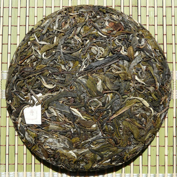 "2009 Yunnan Sourcing ""Nostalgia"" Raw Pu-erh Tea of Jing Mai Mountain - Yunnan Sourcing Tea Shop"