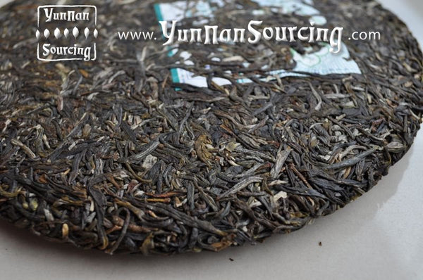 "2011 Menghai ""Spring of Menghai"" Raw Pu-erh Tea"