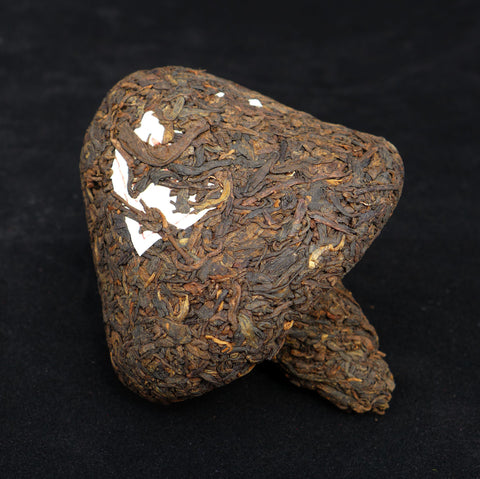 2011 Nan Jian Certified Organic Mushroom Tuo Ripe Pu-erh Tea - Yunnan Sourcing Tea Shop