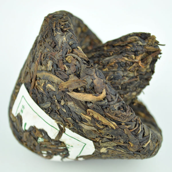2011 Nan Jian Certified Organic Mushroom Tuo Raw Pu-erh Tea - Yunnan Sourcing Tea Shop