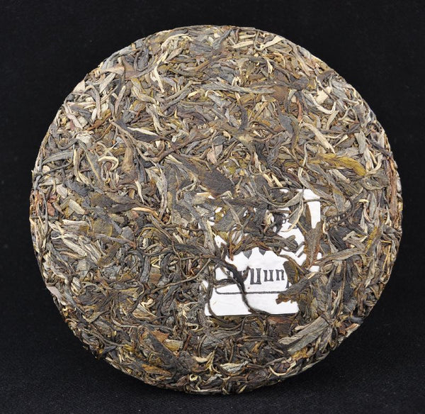 "2011 Yunnan Sourcing ""Ban Po Lao Zhai"" Raw Pu-erh Tea Cake - Yunnan Sourcing Tea Shop"