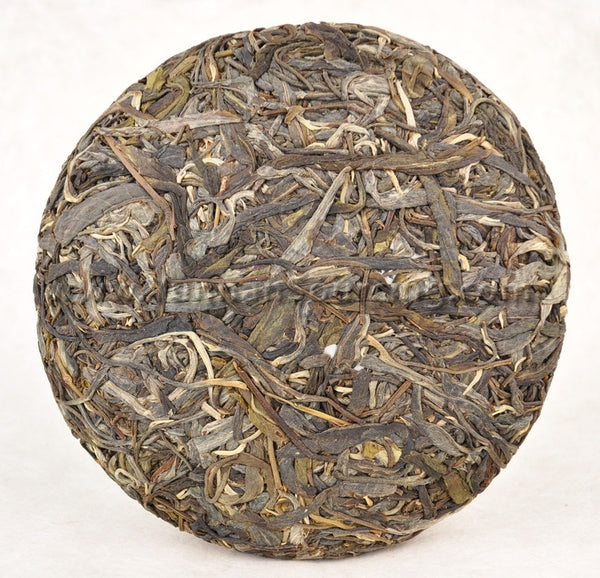 "2011 Yunnan Sourcing ""Autumn Gua Feng Zhai"" Raw Pu-erh Tea of Yi Wu - Yunnan Sourcing Tea Shop"