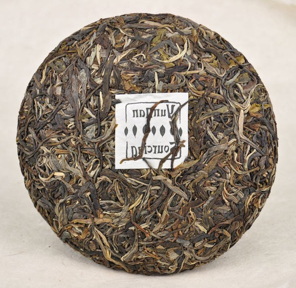 "2012 Yunnan Sourcing ""Autumn Jia Bu"" Ancient Arbor Raw Pu-erh Tea Cake"