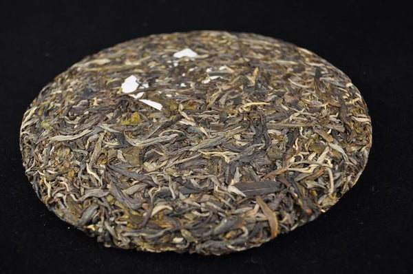 "2012 Yunnan Sourcing ""Mu Shu Cha"" Ancient Arbor Raw Pu-erh Tea Cake"