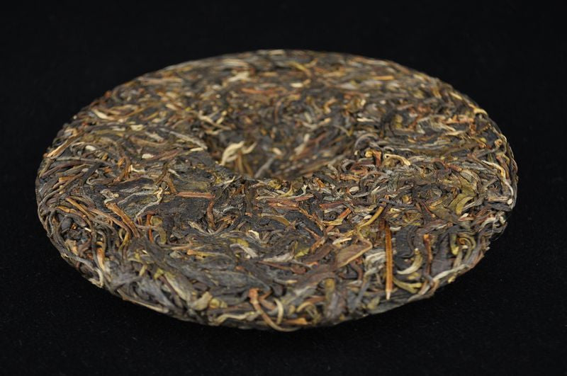2013 Yunnan Sourcing Quot Dong Gua Lin Quot Old Arbor Raw Pu Erh