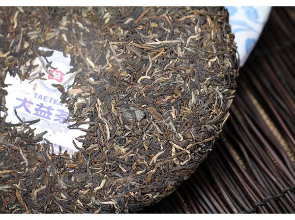 "2013 Menghai Tea Factory ""Yi Pin"" Raw Pu-erh Tea Cake"
