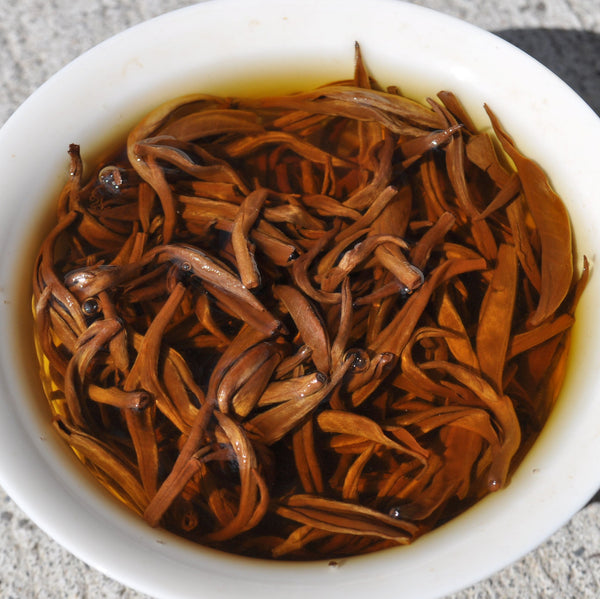 Imperial Pure Bud Yunnan Black Tea of Simao