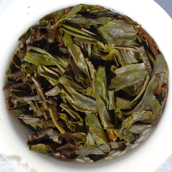 "Jing Gu ""Zi Cha"" Purple Pu-erh Tea Mini Cake"