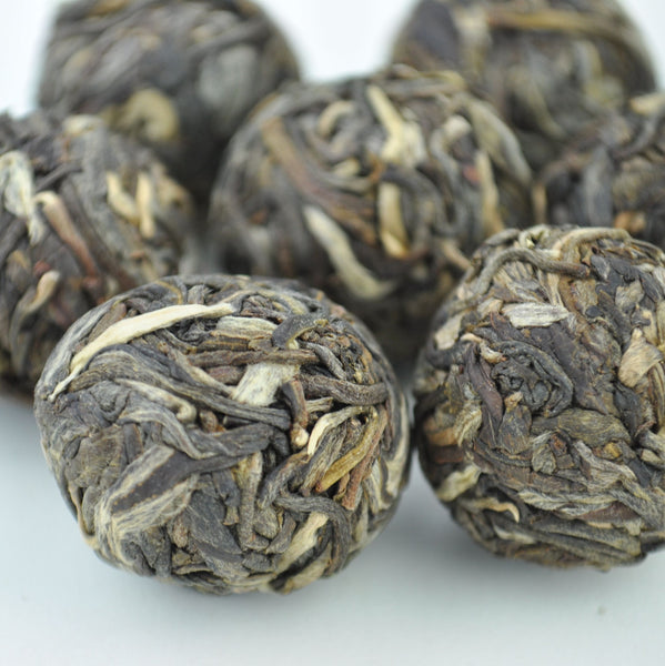 Hi-Tech Raw Pu-erh Tea Dragon Ball * Rolled Pu'er