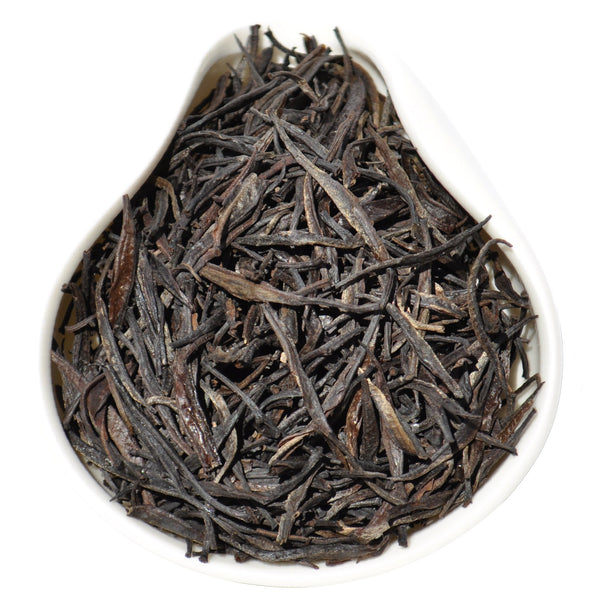 "Jinggu ""Purple Plum Tippy"" Sun-Dried Purple Tea - Yunnan Sourcing Tea Shop"