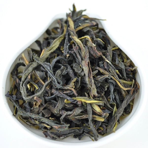 "Winter Harvest ""Snowflake Da Wu Ye"" Dan Cong Oolong Tea"