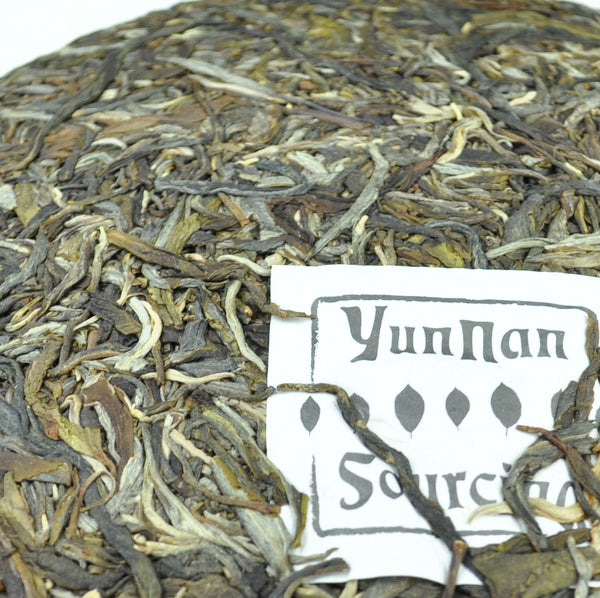 "2015 Yunnan Sourcing ""Autumn Bang Dong Village"" Raw Pu-erh Tea Cake"