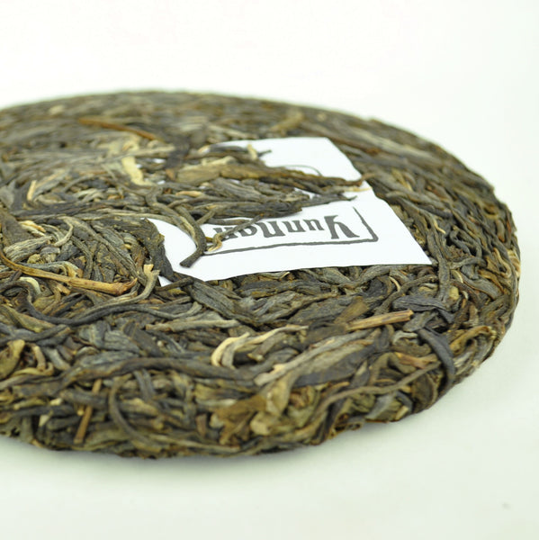 "2016 Yunnan Sourcing ""Guo You Lin"" Raw Pu-erh Tea Cake"