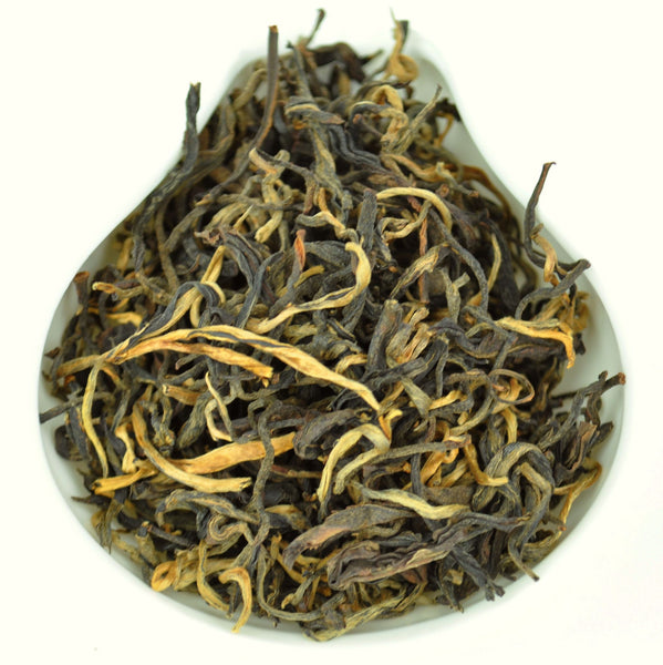 Bu Lang Mountain Black Tea from Menghai