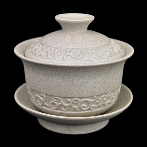 Hong Ma Zi Duan Ni Clay Gaiwan * 170ml