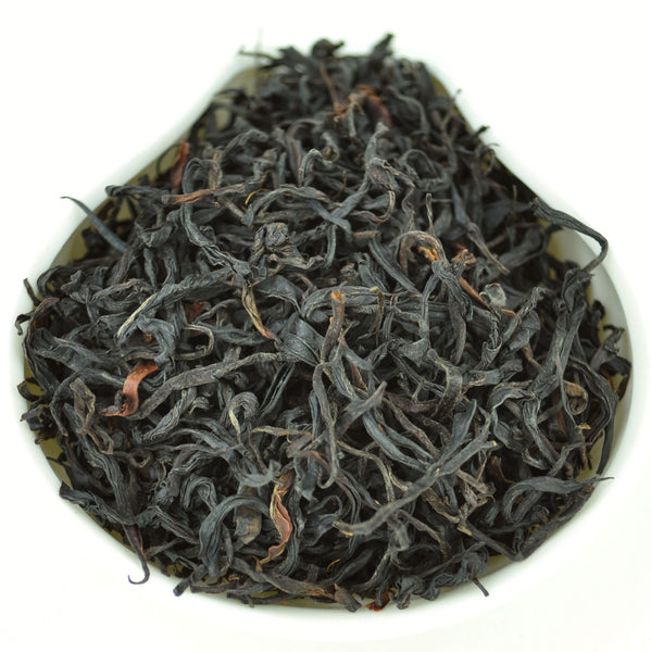 Feng Qing Ye Sheng Hong Cha Wild Tree Purple Black tea * Spring 2016 - Yunnan Sourcing Tea Shop