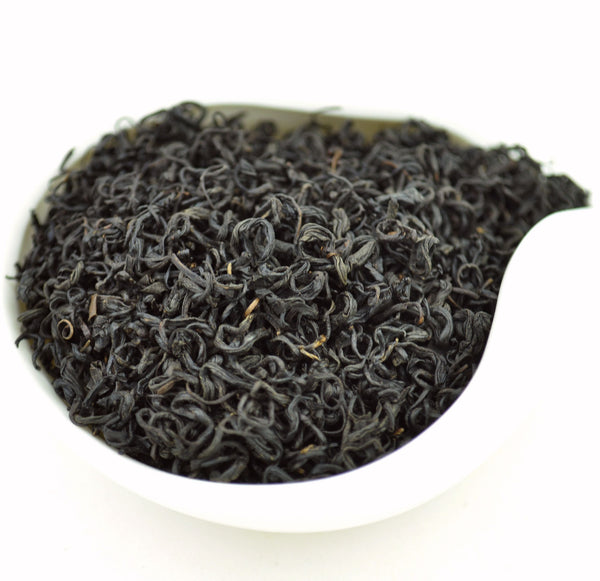 Classic Laoshan Black Tea from Shandong * Spring 2018