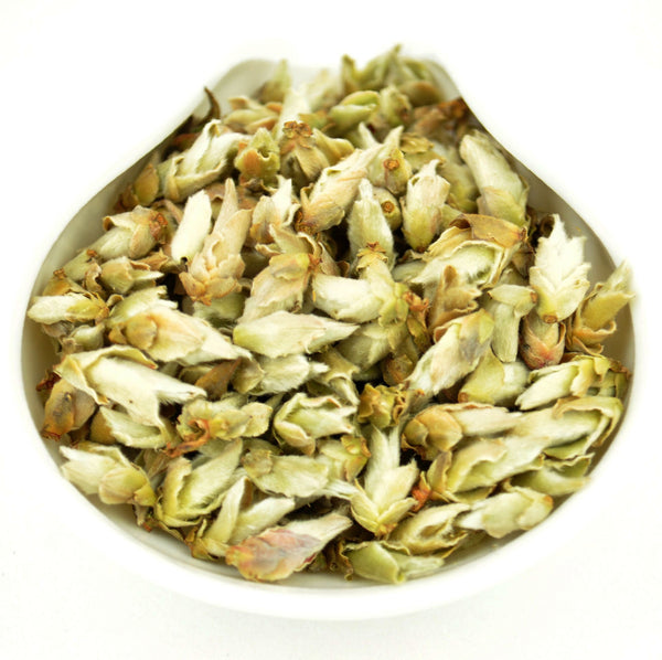 "Early Spring 2018 ""Sun-Dried Buds"" Wild Pu-erh Tea Varietal"