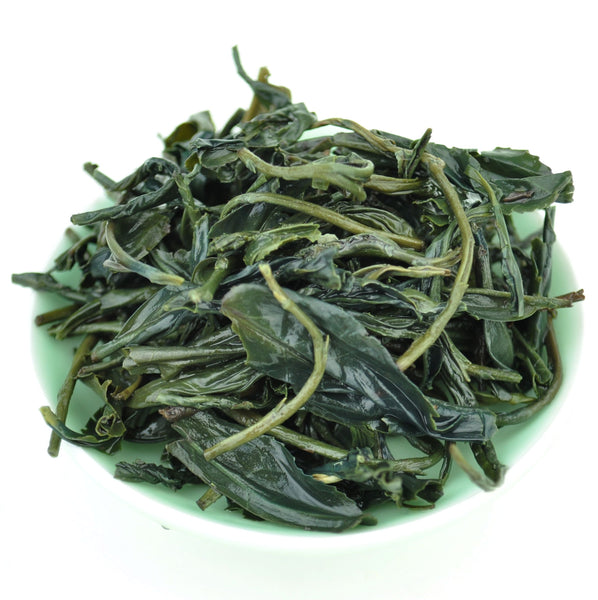 "Yunnan ""Purple Beauty"" Green Tea from Lancang * Spring 2018"