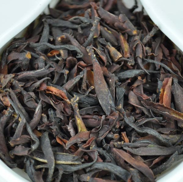 Purple Wild Buds Black Tea from Dehong * Spring 2018