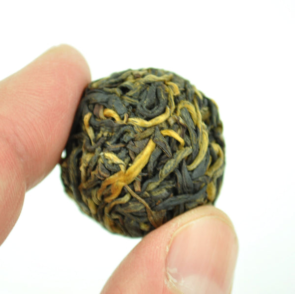 "Mengku ""Big Snow Mountain"" Black Tea Dragon Ball"