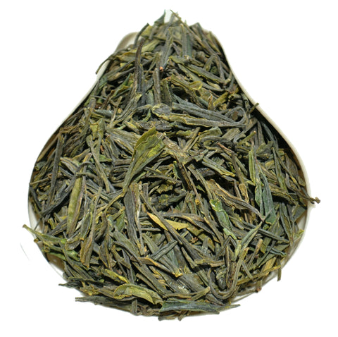 Long Jing #43 Laoshan Green Tea from Shandong * Spring 2018