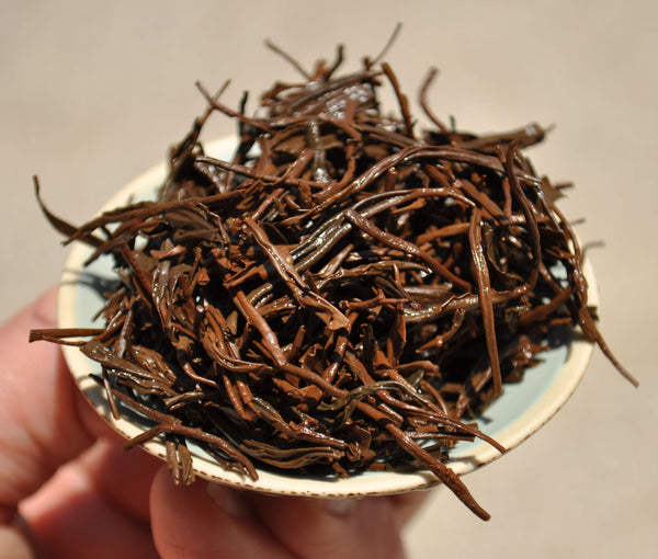 "High Mountain ""Tu Cha"" Black Tea from Wu Yi Mountains * Spring 2018"