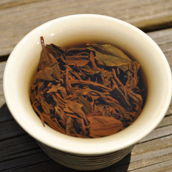 Sweet Potato Zheng Shan Xiao Zhong Black Tea