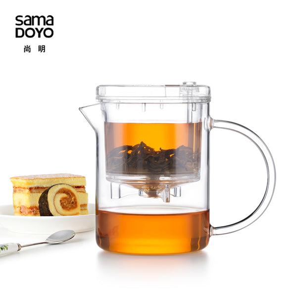 SAMA Easy Teapot for Gong Fu Tea Brewing * EC-21 350ml