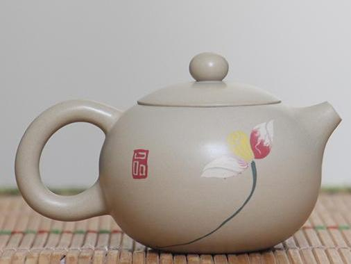 "Jian Shui Clay ""Da Zhi"" Teapot by Chen Quan * 100ml"