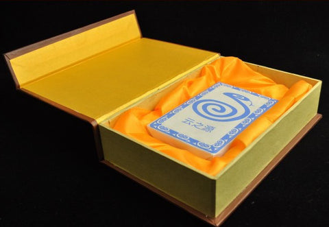 Pu-erh Tea brick Gifting / Storage Box for 250 gram bricks * Old Pu-erh * Folding Box and Bag