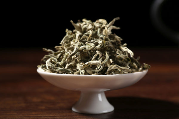"Certified Organic ""Snow Flower Bi Luo Chun"" White Tea"