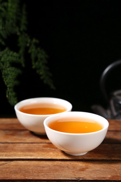 "2018 Guojin ""Inherit Tradition"" Hunan Fu Brick Tea"