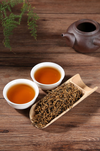 Imperial Yixing Hong Black Tea from Jiangsu