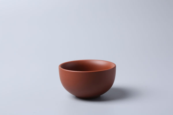 Chaozhou Red Clay Cups for Gong Fu Cha * 40ml