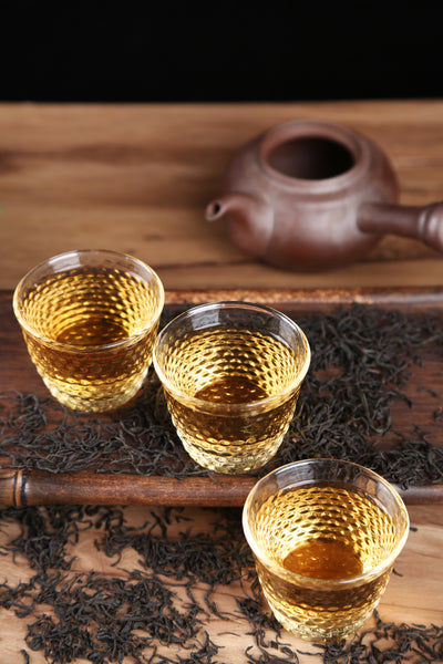 "High Mountain ""Tu Cha"" Black Tea from Wu Yi Mountains"