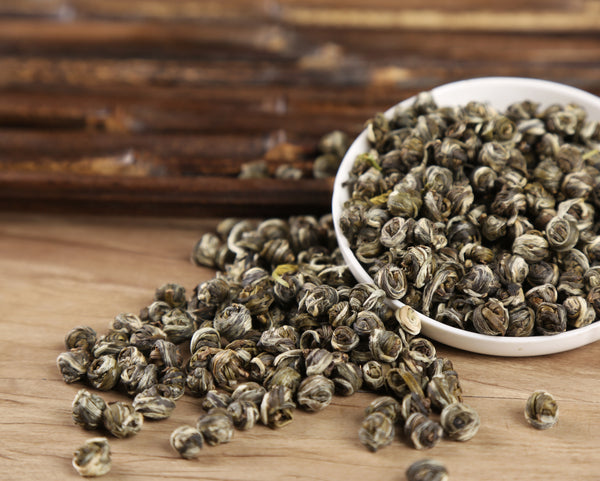 Imperial Grade Jasmine Pearls Green Tea