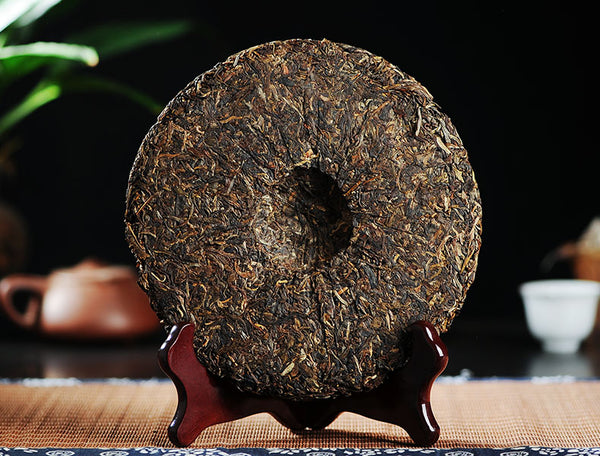 "2007 Liming ""Everlasting Aroma"" Raw Pu-erh Tea Cake"