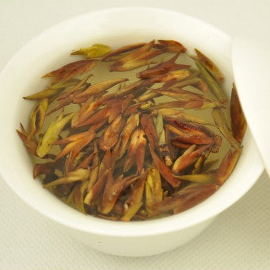 Sun-Dried Purple Buds Wild Pu-erh Tea Varietal - Spring 2018