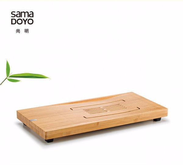 SAMA MO-82 Bamboo Wood Tea Table * 52cm x 25cm