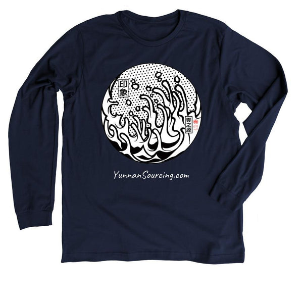 2017 Yunnan Sourcing Impression T-Shirt - Premium Long Sleeve Tee (read description inside, not sold on this site)