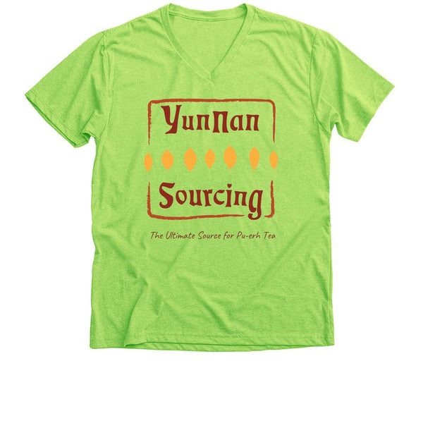 Yunnan Sourcing Logo T-Shirt - V-Neck Unisex Tee (read description inside, not sold on this site)