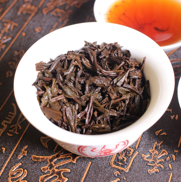 2015 Three Cranes 55015 Recipe Liu Bao Hei Cha of Guangxi