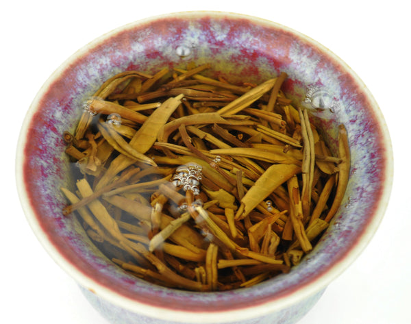 5 Years Aged Sun-Dried Pu-erh Buds Dragon Ball