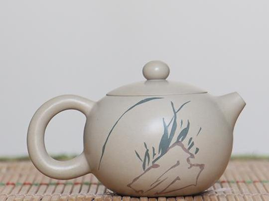"Jian Shui Clay ""Yang Xin"" Teapot by Chen Quan * 100ml"