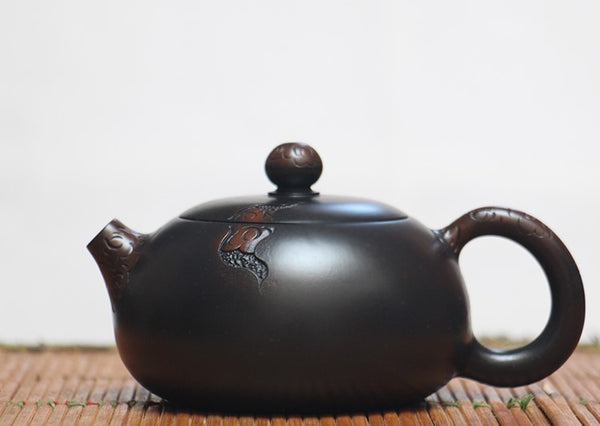 "Jian Shui Clay ""Cloud A111"" Teapot by He Shang"