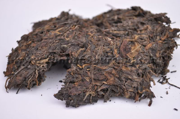 90's Liu An Tea from Anhui * Aged and Smooth!