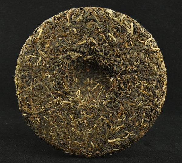 "2013 Yunnan Sourcing ""Autumn Bing Dao"" Raw Pu-erh Tea Cake"