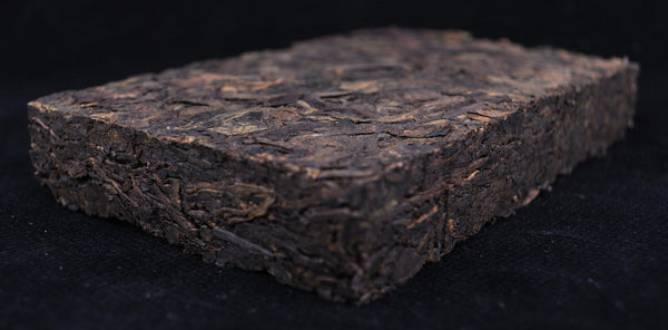2009 Yi Shan Ripe Pu-erh Tea Brick * 250 grams